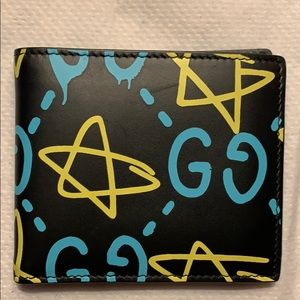 Gucci Ghost Wallet